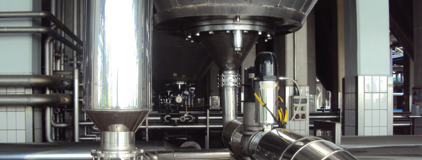 Stainless Steel Tanks and Process Equipment