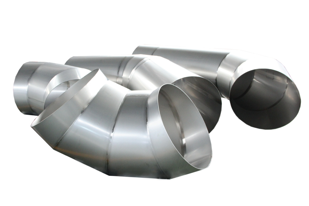 stainless steel ducting and air filters