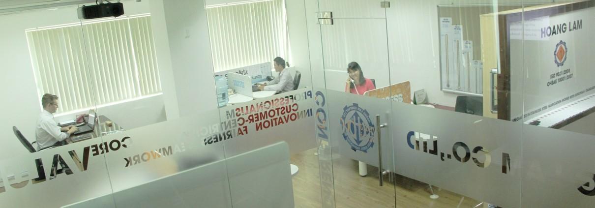 văn phòng Hoàng Lâm