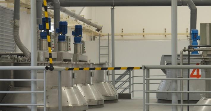 dây chuyền sản xuất hóa chất chemical